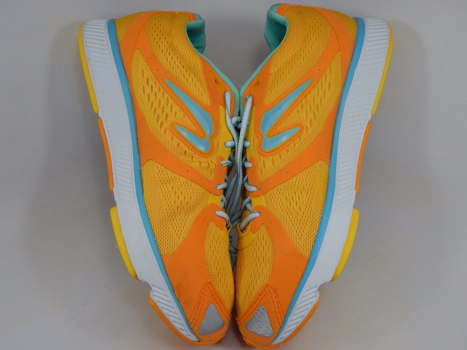Newton Energy NR II Women's Running Shoes Size US 10.5 M (B) EU 42 Yellow
