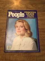People Magazine (September 27, 1982) Princess Grace 1929-1982 Tribute - $13.85
