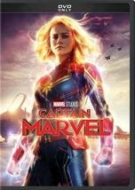 Captain Marvel [DVD, 2019]