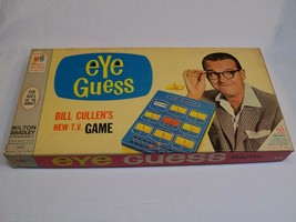 Eye Guess TV Show ORIGINAL Contestant PRIZE Vintage Old Board Game Complete 1966 - $29.99