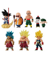 Dragon Ball Adverge Series 14 Mini Figure Collection - Complete Set of 7 - $89.90