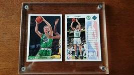 NBA UD UPPER DECK Larry Bird AUTO 185/1000 92/93 RARE FREE SHIPPING CARD - $313.83