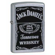 Street Chrome, Black Jack Daniel's Logo, Tennessee Whiskey - $21.46
