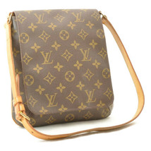 LOUIS VUITTON Monogram Musette Salsa Shoulder bag M51258 LV Auth 10918 - $450.00