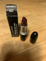 MAC Midnight Breeze Matte Lipstick Velvet Mattes Collection New in Box - $19.79