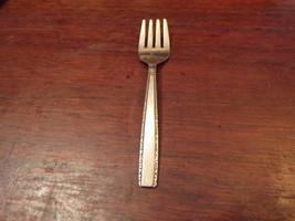 """Oneida Community Stainless Via Roma Baby Fork 4 1/4"""" - $6.99"""