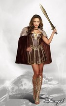 Dreamgirl Victorious Beauty Warrior Gladiator Womens Halloween Costume 9827 - $44.99