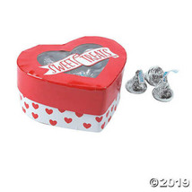 Valentine Favor Shadow Boxes, Set of 4 - $7.38