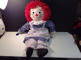 "NWT Applause Raggedy Ann Anne 25"" tall Plush CUTE Doll - $46.46"