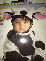 Rubie's Costume Noah's Ark Cow Outfit NEW 6-12 months  - $41.74 CAD