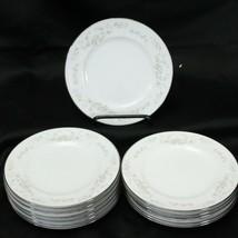"""Noritake Patience Bread Plates 6.25"""" Lot of 12 - $68.59"""