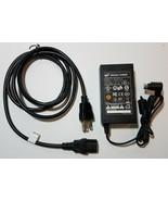 WEIHAI HAS060123-P2 AC ADAPTER 12VDC 60W 4Pin ITE POWER SUPPLY CCTV LCD ... - $14.84