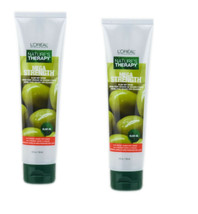 2-L'Oreal Nature's Therapy Mega Strength Blow Dry Creme, 5 oz-x 2 BRAND NEW- - $12.86