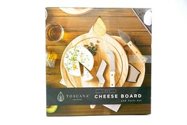 Circo Cheese Board and Tool Set Traditional Picnic Time with Cheese Tools - $34.95