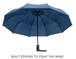 Great travel umbrella 42 inch navy blue. Brand new and ships fast to you... - $19.99