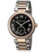 Michael Kors Women's MK5957 Skylar Black Stainless Steel Watch - $135.53
