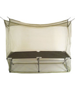 "Mosquito Bug & Insect Tent Bar Cover Enhanced Mesh Net - 79"" x 32"" x 59"" - $22.99"