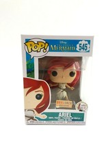 Funko Pop The Little Mermaid Ariel in Rags BoxLunch Exclusive #545 Box L... - $35.49