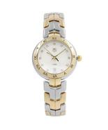 TAG Heuer Link Steel 18k Gold Diamond Silver Dial Quartz Watch WAT1350.BB0957 - $2,203.06