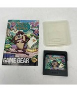 Taz Mania for Sega Game Gear w/ Manual - $4.94