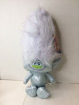 Dreamworks Trolls Guy Diamond 19in Large Plush Doll Toy Stuffed Animal NEW - $15.04