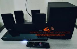 ⭐Sony 3D Dvd Bluray 5.1Ch 1000W Hdmi Lan Wi Fi Bt Home Theater Receiver BDVE2100⭐ - $402.04