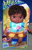 """Littles by Baby Alive LITTLE SIMON 9""""H New - $16.50"""