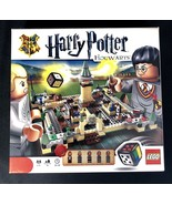 LEGO Harry Potter Hogwarts Board Game 3862 100% Complete in Box Retired Set - $39.59