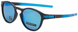 Oakley Latch POLARIZED Sunglasses OO9265-1853 Sapphire Fade W/ PRIZM Sap... - $89.09