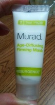 Murad Resurgence Age Diffusing Firming Mask- Deluxe Sample Size 0.33 oz - €3,54 EUR