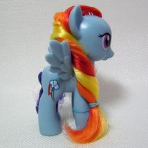 My Little Pony G4 FiM RAINBOW DASH Blue Pegasus Single 2014 - $7.00