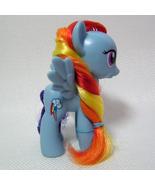 My Little Pony G4 FiM RAINBOW DASH Blue Pegasus Single - $7.00