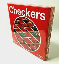 Checkers Classic Family Board Game - $14.01