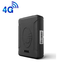 Magnetic 4G GPS Tracker with 10,000 mAh attery and Free Tracking Software  - $140.00