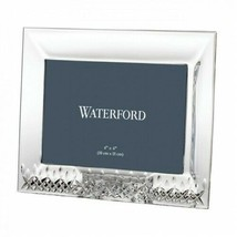 """Waterford Lismore Essence 4""""X 6"""" Frame Horizontal New In Box # 154189 - $113.60"""