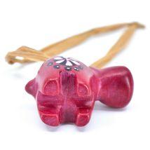 Tabaka Chigware Hand Carved Kisii Soapstone Hippopotamus Hippo Ornament Figure image 5