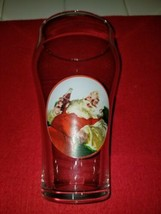 SANTA COKE GLASS, 75th ANNIVERSARY - $11.95