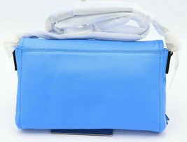 NWT Kate Spade New York Blue Cobble Hill Marsala Foldover Leather Crossbody Bag - $148.00