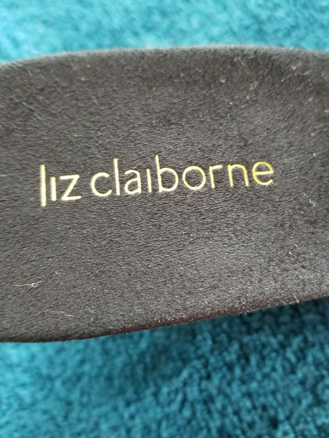 LIZ CLAIBORNE, LORA, SIZE 7.5, WEDGE, HEELED, SLIDE SANDALS, NEW