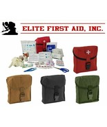 NEW Elite First Aid MOLLE Platoon Tactical Medical IFAK Trauma KIT - MED... - $35.59