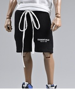 1/6 Scale Military & Soldier Figure Male Sweatpants Shorts Fit 12in. Figure - £15.44 GBP