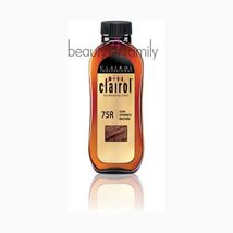 MISS CLAIROL PERMANENT HAIR COLOR #75R Sun Sparked Brown - $13.36