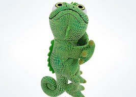 Disney Parks Pascal from Rapunzel Plush Snuggle Snapper New with Tag - $23.28