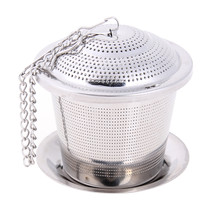 VKTECH Mesh Tea Infuser Reusable Loose Leaf Spice Tea - $11.95