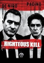 Righteous Kill (DVD, 2009) - €7,96 EUR