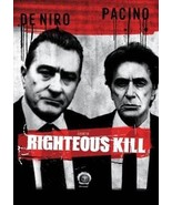Righteous Kill (DVD, 2009) - $11.90 CAD