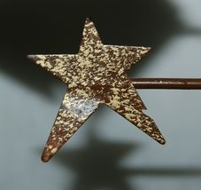 Care Wonder 13286 Angel Weather Vane 21 Inches Rusty Nail Collection image 3