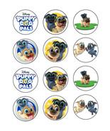 Puppy Dog Pals edible party cupcake toppers cupcake image sheet 12/sheet - $7.80