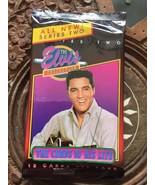 Elvis Presley Collectors Cards Grey Shirt 12 Cards Per Pack Never Open - $5.52