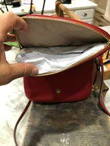 Michael Kors Classics Bedford Pocket Flap Small Crossbody Bag Pebbled $298 New image 4